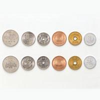 はじめまして硬貨です。(笑)